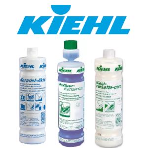 Профессиональные моющие и дезинфицирующие средства, защита покрытий KIEHL (Германия)