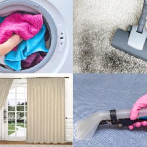 Моющие и чистящие средства для КОВРОВЫХ ПОКРЫТИЙ И ТЕКСТИЛЯ